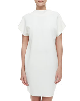 Lenny Niemeyer Runway Neoprene Dress, White