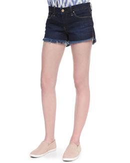 Blank Fringe Shorts