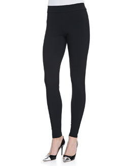 La Petite Robe di Chiara Boni Ankle-Length Leggings