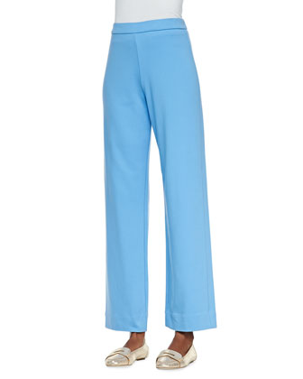 Interlock Stretch Pants, Women's