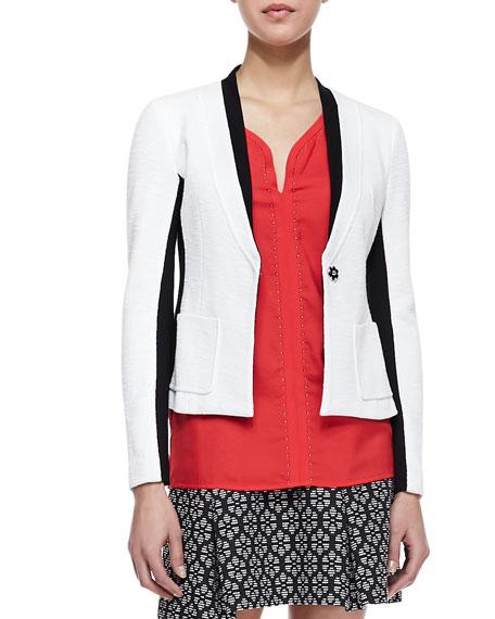 Captivated Two-Tone Jacket