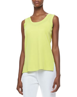 Misook Amy U-Neck Tank, Women's