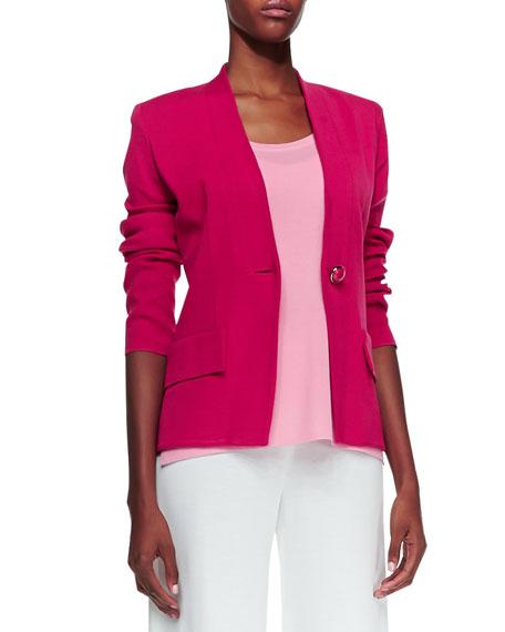 Tyler One-Button Jacket, Women's