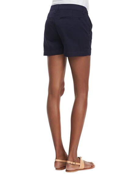 Traveler Relaxed Bermuda Shorts