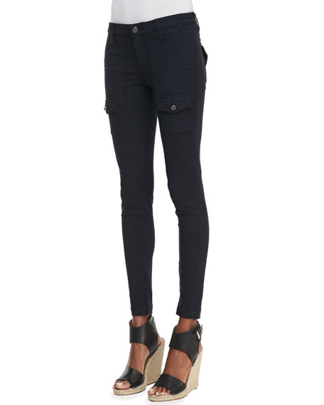 JoieSo Real Skinny Pants, Navy