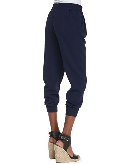 Mariner Pull-On Pants, Dark Navy