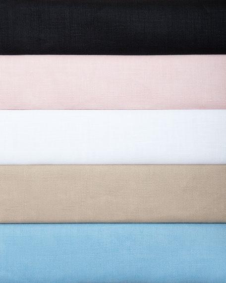 Linen Button-Front Tunic, Women's