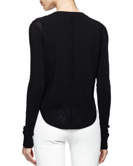 Ellen Arch-Hem Sweater
