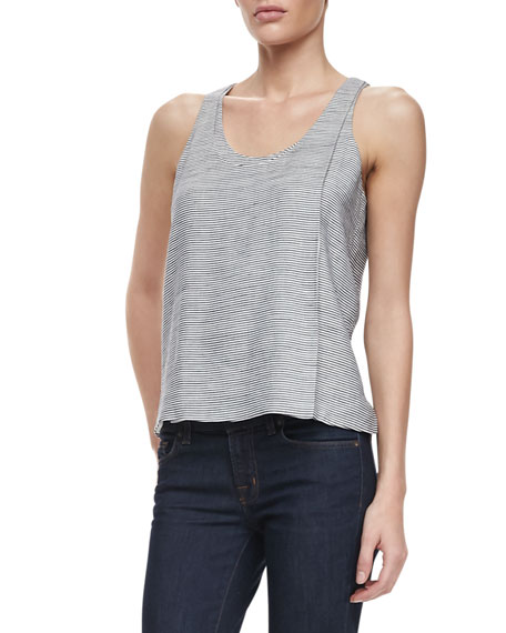 Tracey Thin-Stripe Tank