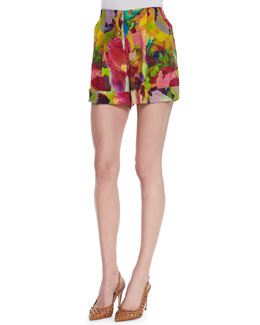 Kelli & Talulah Sweet Desire High-Waist Shorts