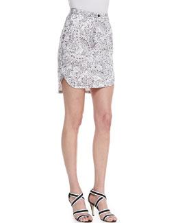 Kelli & Talulah Infinite Wisdom High-Waist Skirt