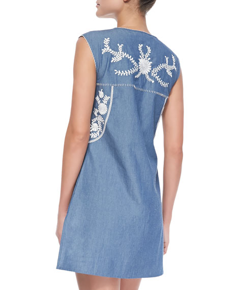 Calita Sleeveless Dress