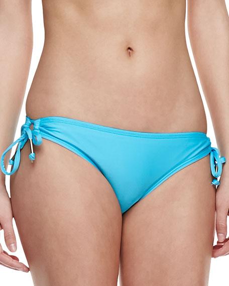 Cabana-Stripe Swim Bottom