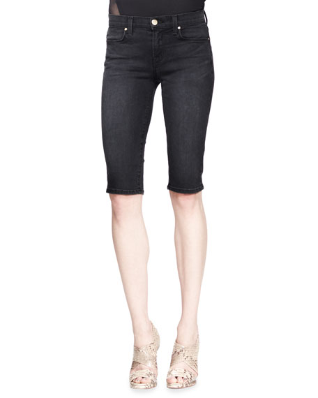 J Brand Jeans Denim Bicycle Shorts