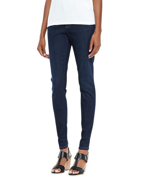 Organic Soft Stretch Skinny Jeans, Plus Size