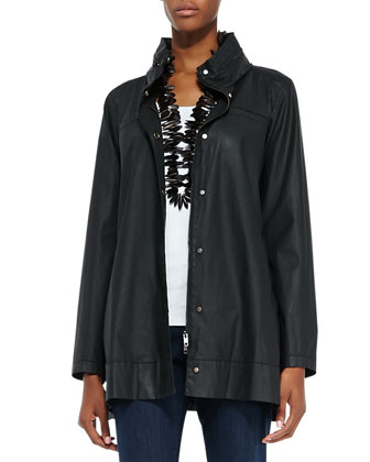 Classic Aline Hooded Jacket