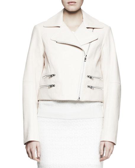 Vespa Leather Moto Jacket