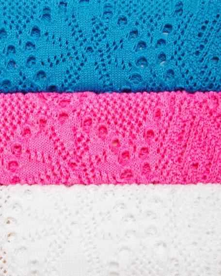 Athena Crochet Tunic