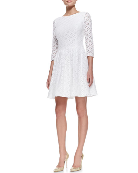 Lori XOXO Lace Dress