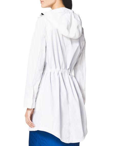 Long Hooded Anorak