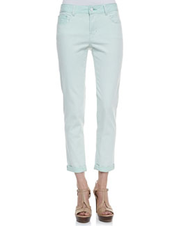 Christopher Blue Diane Roll Beach Break Twill Pants