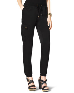 MICHAEL Michael Kors  Easy Cargo Pants