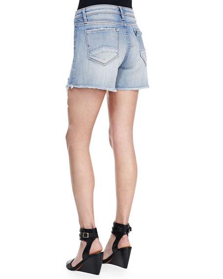 Tomboy Cutoff Denim Shorts, Queens