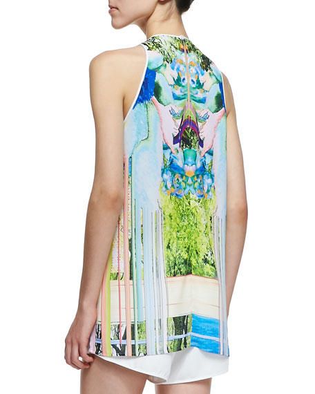 Griffith Park Flowy Tank Top