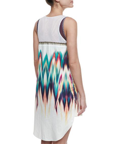 IWA Cotton Coverup Dress