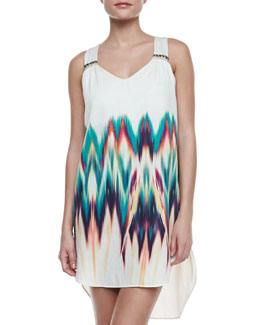 Saha IWA Cotton Coverup Dress