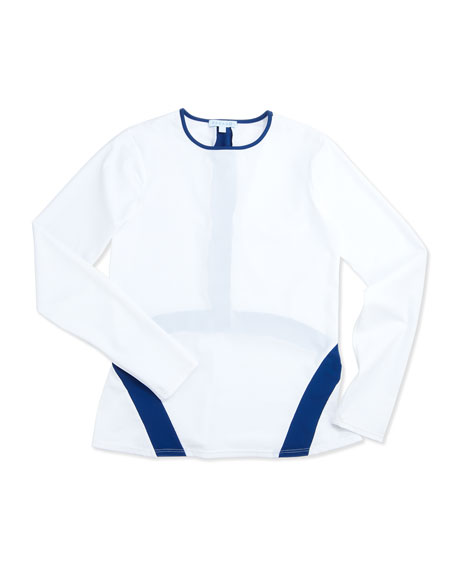 UPF 50 Classic T Long-Sleeve Swim Shirt