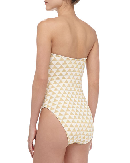 Palm Desert One-Piece Swimsuit