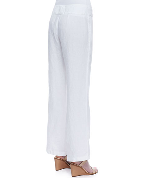 Heavy Linen Trousers