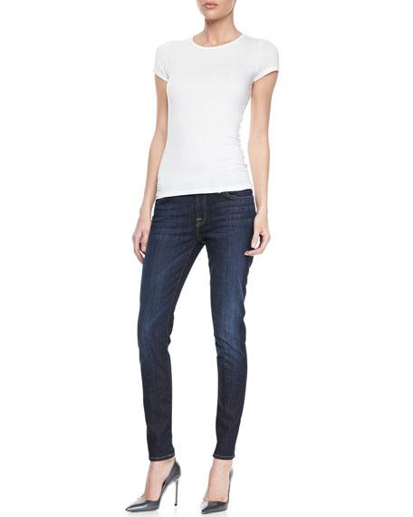 Slim Cigarette LA Dk Jeans