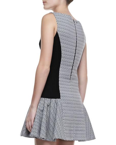 Bettina Drop-Waist Dress