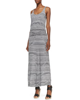 Soft Joie Wilcox Striped Sleeveless Maxi Dress