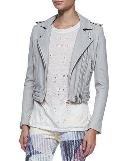 IRO Luiga Snap/Zip Jacket