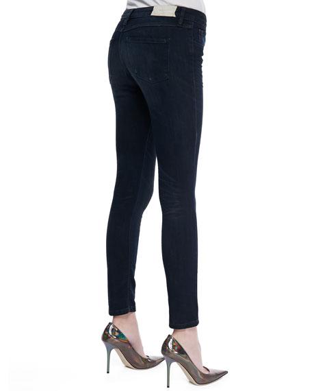 Benthal Dark-Wash Skinny Jeans