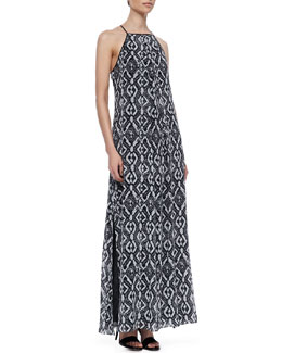 10 Crosby Derek Lam Jungle Printed Maxi Dress