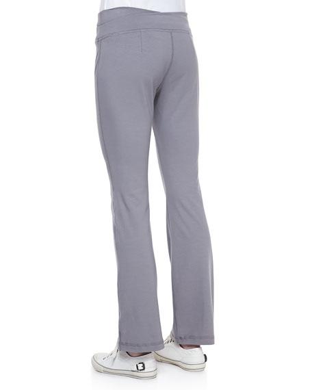 Organic Cotton Yoga Pants, Women's