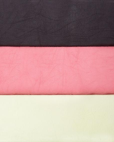 Oversized Embroidered Basic Blouse