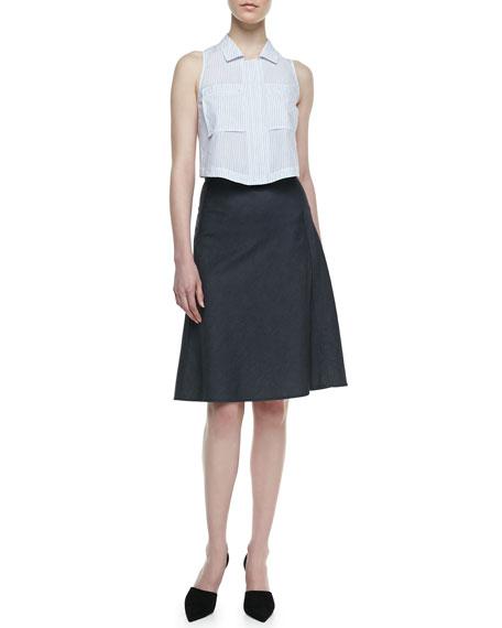 Lonai D Knee-Length Skirt