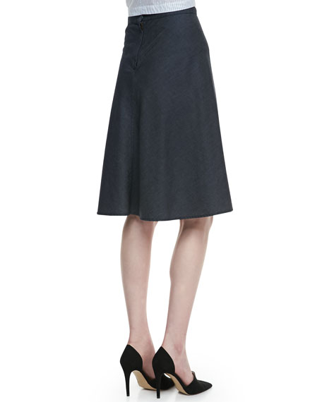 Lonai D Knee-Length Skirt