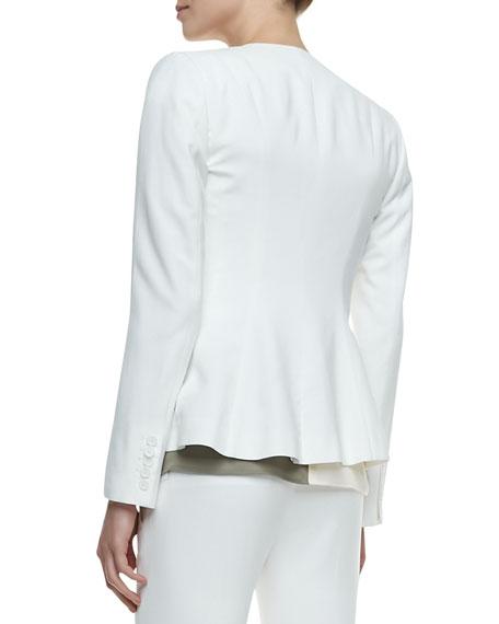 Isita Open-Front Blazer