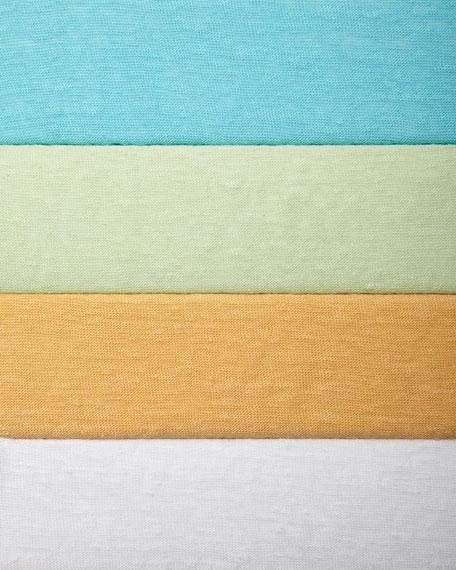 Organic Linen Box Top
