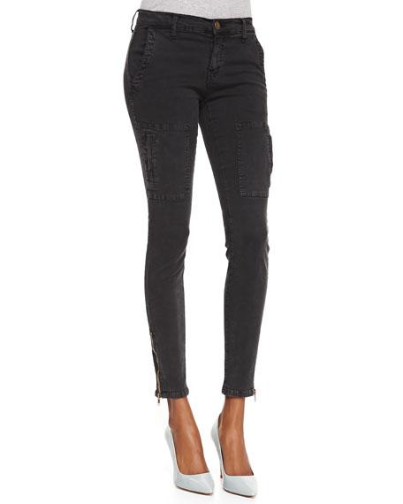 Flat-Pocket Cargo Pants