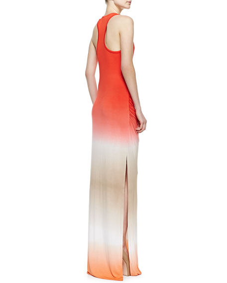 Maelle Ombre Maxi Dress