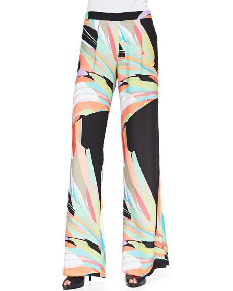 Palazzo Full-Length Pants