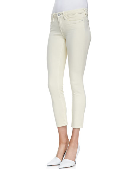 Dylan Skinny Ankle Jeans, Buttercup