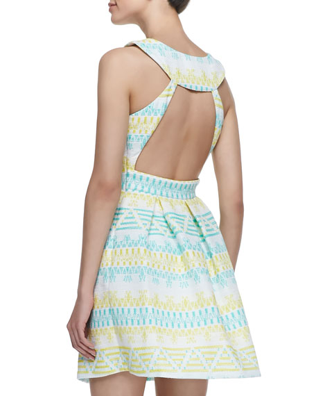 The Bimini Back-Out Dress